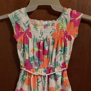 Cute girls summer dress